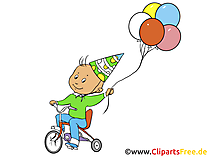 Comic Geburtstagskarten ausdrucken