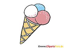Eis Cream Clip Art