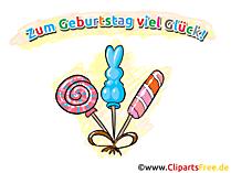Urodziny Clip Art