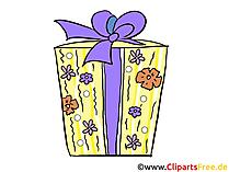 Gratis Clipart Geschenk