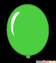 Air balloon green clipart transparent