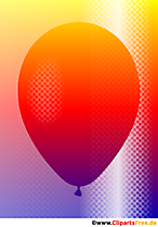 Balon pożądania PopArt ilustracja