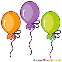 Balloons Clipart Picture For Free