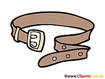 Belt Clip Art, Image, Pic, Illustration free
