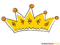 Clipart Krone