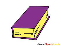 Lernbuch Bild, Clipart, Illustration, Grafik gratis