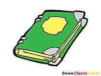 Märchenbuch, Buch Bild, Clipart, Illustration, Grafik gratis