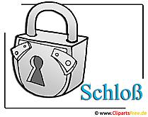 Schloss Clipart Bild free