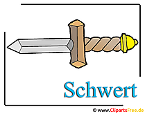 Schwert Clipart free