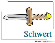 Sword Clipartを無料でダウンロード