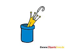 Ständer für Regenschirme Bild, Clipart, Illustration, Grafik, Zeichnung kostenlos