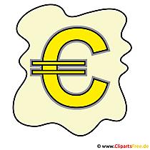 Euro clip art gratis
