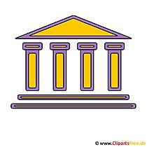 Gratis clipart bank