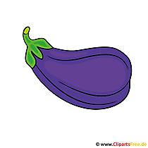 Patlıcan görüntüsü - Clipart