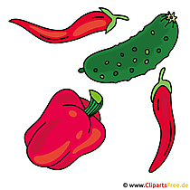 無料の有機野菜写真