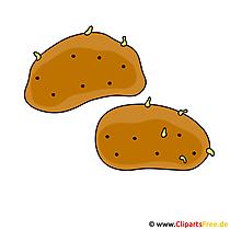 Patates resim küçük resim grafiği