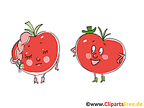 Tomaten Cartoons