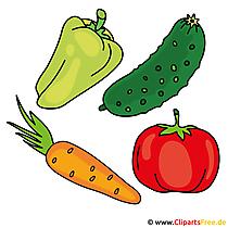 Sebzeler Küçük Resim