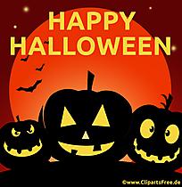 Uhyggelige billeder til Halloween