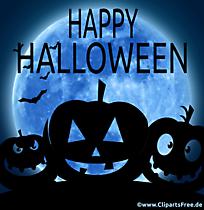 Halloween clipart gratis