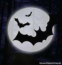 Illustration du 31 octobre pour Halloween