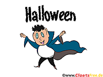 Bastelideen für Halloween - Clipart, Bild, Illustration, Grafik