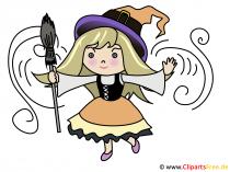 Resimleri Walpurgis Night - Cadı Karikatür