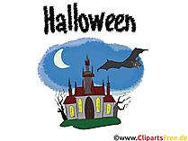 Bilder zum Drucken in Hochauflösung Halloween