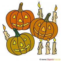 Einladung zu Halloween selbst basteln