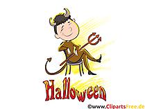 Einladungskarten Halloween - Party selbst gestalten