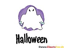 Gespenst - Kostenlose Bilder zu Halloween