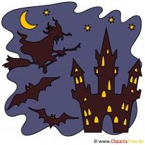 Grafiken zu Halloween kostenlos
