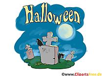 Cadılar Bayramı için selamlar - çizimler, resimler, grafikler, clipart, çizgi roman, çizgi film
