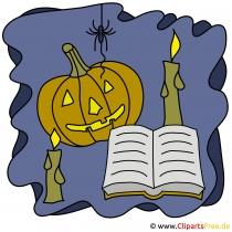 Griezelige foto's voor Halloween