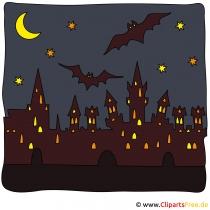 Cadılar bayramı clipart
