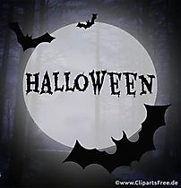 Halloween effrayant clipart
