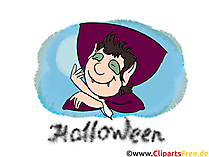 Halloween Make Up - Illustrationen, Bilder, Grafiken, Cliparts, Comics, Cartoons zu Halloween