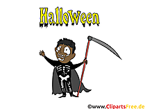 Halloween Outfit Bild - Illustrationen, Bilder, Grafiken, Cliparts, Comics, Cartoons zu Halloween