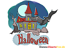 Hallowenクリップアート - クリップアート、写真、グリーティングカード、招待状のテンプレート