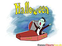 Hallowin Clipart  - ハロウィーン用イラスト、画像、グラフィック、クリップアート、漫画、漫画