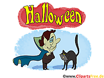 Haloween Clipart - Illustrationen, Bilder, Grafiken, Cliparts, Comics, Cartoons zu Halloween