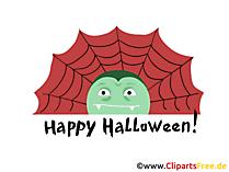 Lustige Karten zu Halloween