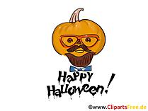 Komik kabak küçük resim, resim, Cadılar Bayramı'nda çizgi film