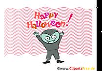 吸血鬼のクリップアート、画像、ハロウィーンの漫画