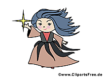 Witch Clip Art free