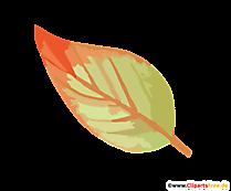 Frunze Clipart - Imagini de toamnă