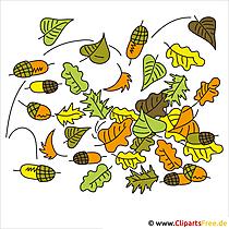 Illustraties herfstvrij
