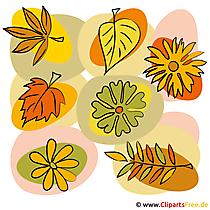 Clip Art Herbst kostenlos zum Herunterladen und Ausdrucken