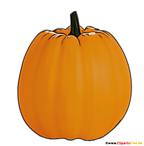 Clipart Kürbis - Herbst Bilder im PNG-Format