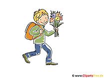 Comic Bilder Herbst